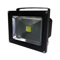 20W LED Flood Light - Black Photo
