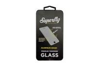Superfly Tempered Glass Aluminium Edged iPhone 6 Plus / 6S Plus & iPhone 7 Plus - Gold Photo