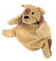 Beleduc Germany Hand Puppet - Dog Photo
