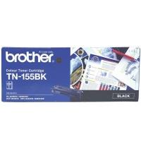 Brother TN-155BK Laser Toner Cartridge - Black Photo