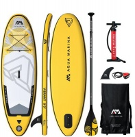 "Aqua Marina Vibrant 8'0"" SUP Photo"