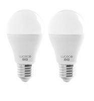 Luceco - 2 Pack Classic A60 E27 LED Lamp - 5 Watt Photo