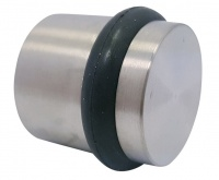DPS FDS03 Project Satin Stainless Solid Round Door Stop Photo