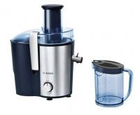 Bosch - Juice Extractor Feeding Tube - Blue & Silver Photo