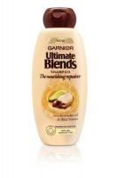 Garnier Ultimate Blends Avocado & Shea Butter Shampoo 400ml Photo