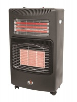 Alva - Infrared Radiant Gas & Electric Dual Indoor Heater Photo