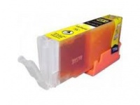 Canon Compatible Ink Cartridge CLI-451XL - Yellow Photo