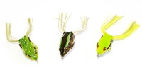 Bass Hunter Target Toad Lure Set Photo