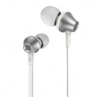Remax 610D Earphones - Silver Photo