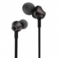 Remax 610D Earphones - Black Photo