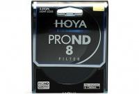 Hoya PRO Neutral Density ND8 Filter 52mm Photo