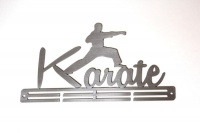 TrendyShop Karate Medal Hanger - Stainless Steel Photo