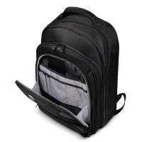 "Port Manhattan Backpack 15/17"" - Black Photo"