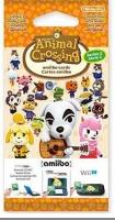 Animal Crossing: Happy Home Designer Amiibo 3 Card Pack Photo
