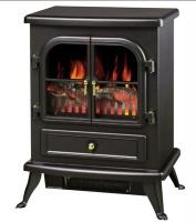 Goldair - Fire Place Heater - Black Photo