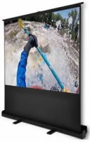 Esquire Scena Pull Up Projector Screen 72 inches -1.6m X .0.9m Photo