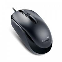 Genius DX120 Black Mouse Photo