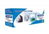Brother TN348 / TN-348M / 348 Compatible Magenta Toner Photo