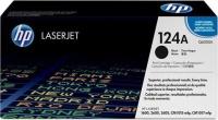 HP Q6000A # 124A / 124 / 6000A / Q6000 Black Toner Photo