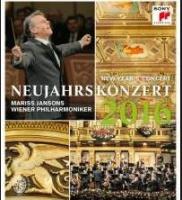 Mariss Jansons & Wienna Philharmonic - Neujahrskonzert / New Year'S Concert 2016 Photo