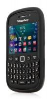 Blackberry 9320 Alumor Capdase - Black/Black Photo