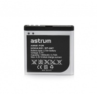 Nokia Astrum Replacement Battery for N81 / BT-6MT- ANN81 Cellphone Cellphone Photo