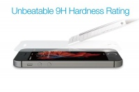 Just Mobile Xkin Tempered Glass iPhone SE Photo