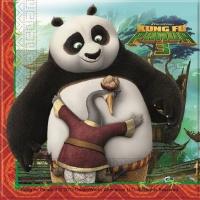 Kung Fu Panda 2Ply Paper Napkins Photo