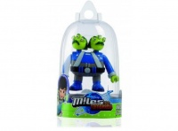 Miles From Tomorrow Figures Pack 1 - Watson And Crick Photo