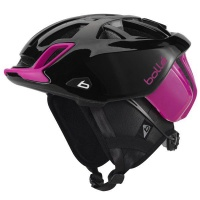 Bolle The One Road Standard Cycling Helmet - Black & Pink Photo