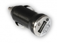 Ultra Link Single Port USB Car Charger - Black UL-CC1 Photo