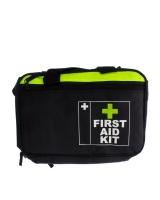 Eco - Medical Aid Bag - Black and Lime Photo