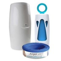 Angelcare - Nappy Bin and Dispenser Combo Photo
