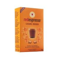 Red Espresso Caramel Rooibos Capsules Photo