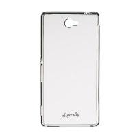 Sony Superfly Soft Jacket Slim Xperia M2 Aqua - Clear Photo