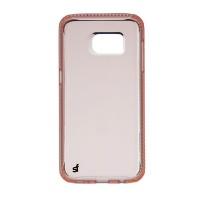 Superfly Soft Jacket Samsung Galaxy S7 Cover - Pink Photo