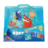 Disney Finding Dory Finding Dory 3 Puzzles In Bag Photo