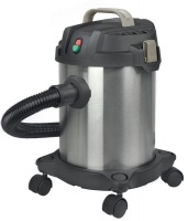Conti - Wet & Dry Vacuum Cleaner - Silver Photo