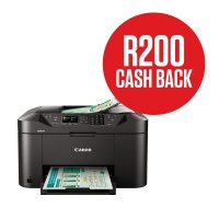 Canon MAXIFY MB2140 A4 4-in-1 Multifunction Business Wi-Fi Inkjet Printer Photo