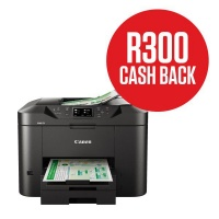 Canon MAXIFY MB2740 A4 4-in1 Multifunction Business Wi-Fi Inkjet Printer Photo