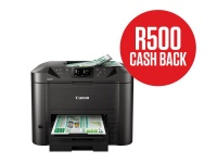 Canon MAXIFY MB5440 A4 4-in-1 Multifunction Business Wi-Fi Inkjet Printer Photo