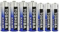 Toshiba Batteries - AA x 4 & AAA x 3 Photo