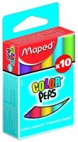 Maped Color'Peps Chalk - 10 Pieces Photo