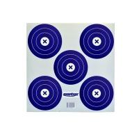 Gortek Target 5 Circle - 50 Pack Photo