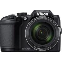 Nikon B500 Ultra Zoom Digital Camera Black Photo