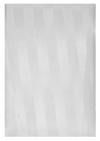 The Bathroom Shop - Shower Curtain - White Stripe Photo