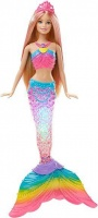 Barbie Dreamtopia Rainbow Lights Mermaid Doll Photo