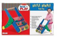 Melissa & Doug Rattle Rumble Push Toy Photo
