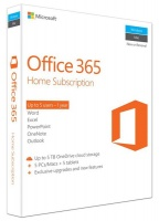 Microsoft Office 365 - Home 1 Year Subscription Photo