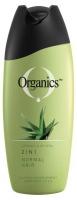 Organics Normal 2-In-1 Shampoo - 400ml Photo